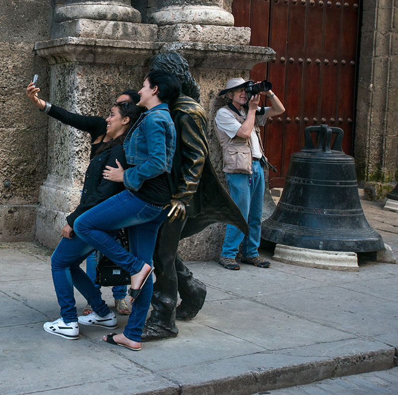 Selfie-ness