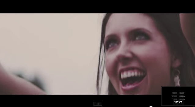 """MTV of the Day: Francesca Battistelli's """"He Knows My Name"""""""