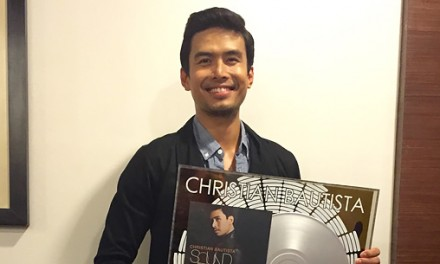 Christian Bautista's 'Soundtrack' hits platinum