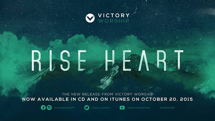 "Victory Worship to Release ""Rise Heart"" on October 20"