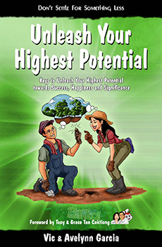 Unleash your highest potential_book cover for web