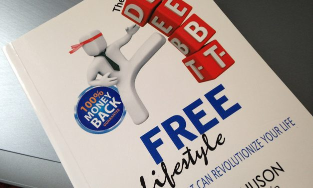 BOOK REVIEW: The Debt-free Lifestyle, Ten Principles that can Revolutionize Your Life