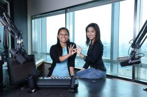 From Left: Sarah Olicia, EVP and Bea T. Arit, CEO