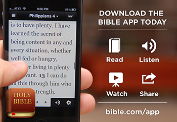 Download YouVersion Bible App