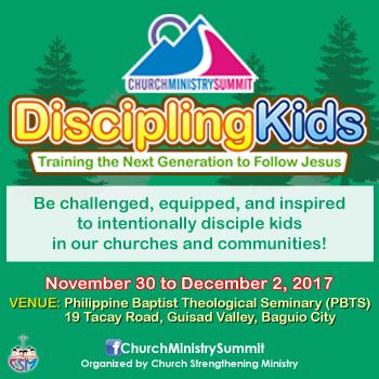 Discipling Kids