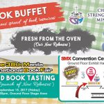 Experience CSM's Book Buffet at the 38th Manila International Book Fair